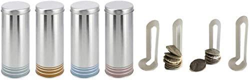 Pad Dosen Metallic 4 Sorten sortiert von James Premium®