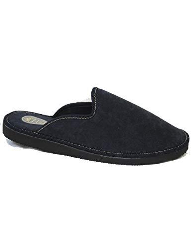 Zapatillas De Casa Tallas Grandes Azul - Color - Azul, Talla - 50