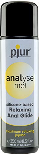 pjur analyse me! Relaxing Silicone Anal...