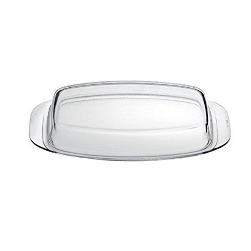 Jenaer Glasdeckel für alle Bräter, 32 x 20,5cm, backofenfest bis 260° C - super auch als Auflaufform