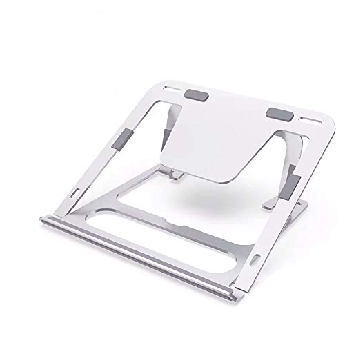 Stand for Laptop Computer Laptop Stand, Aluminum Computer Riser, Ergonomic Laptops Elevator for Desk, Metal Holder