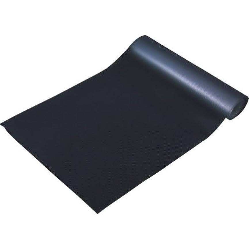 黒板ビジネス恨みTRUSCO(トラスコ) 多目的EVAシート 450×1500ブラック TFT6010-BK