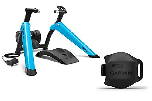 Tacx Boost Pack - Rodillo bicicleta, Adultos Unisex, Azul y Negro