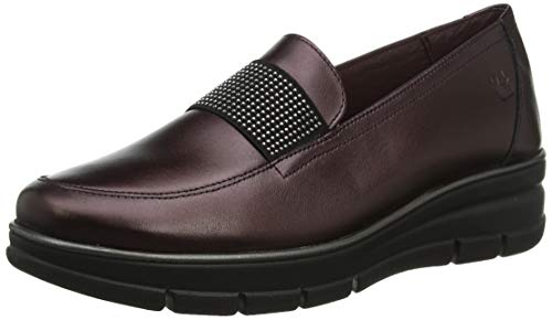 24 HORAS 24290, Mocasines Mujer, Morado Grape 12