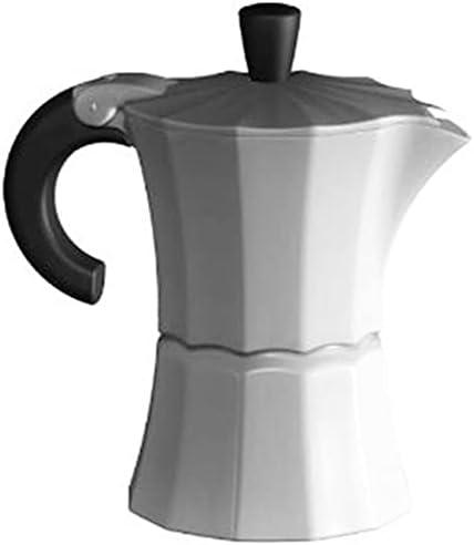 TRS-style V210w-3 morosiexpress stovetop makers 1 year warranty white m Super intense SALE espresso