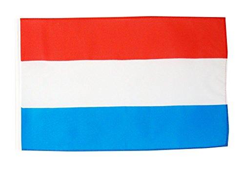 Flaggenfritze Flagge/Fahne Luxemburg + gratis Sticker