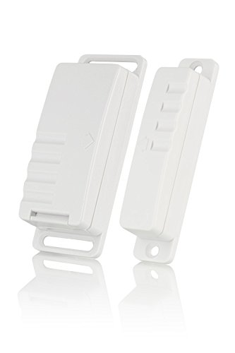 Trust Smart Home 71018 Trust AMST-606-Sensor magnético para Puertas y Ventanas, Blanco