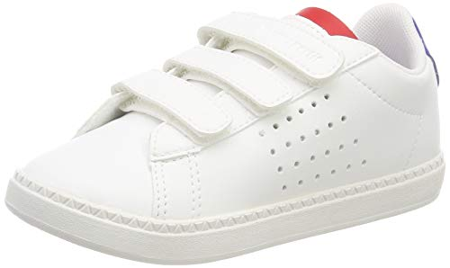 Le Coq Sportif Baby Courtset Inf Optical White/Cobalt sneakers