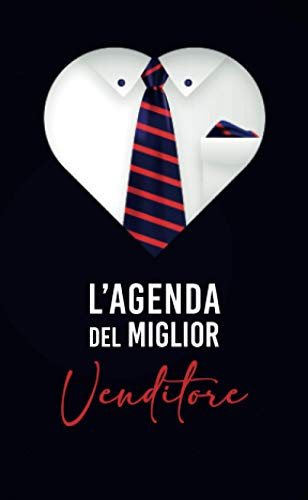 L'agenda del miglior Venditore - Agenda 2021: Agenda settimanale personalizzata 2021   Piccolo formato tascabile (10x16,5 cm)   Per annotare tutti gli ...   Italiana   Regalo per collega, amico.
