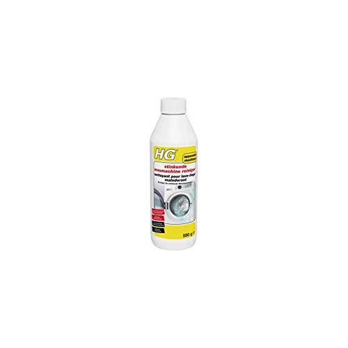 HG Nettoyant Pour Lave-linge malodorant 550 gr