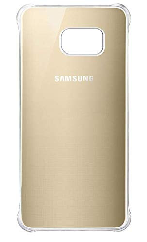 Samsung Funda Glossy Cover Galaxy S6 Edge Plus, Color Oro