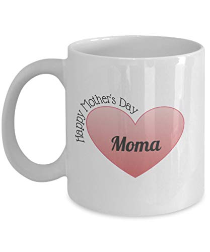 NA Happy Mother's Day Moma Ceramic Coffee Mug Gift idea