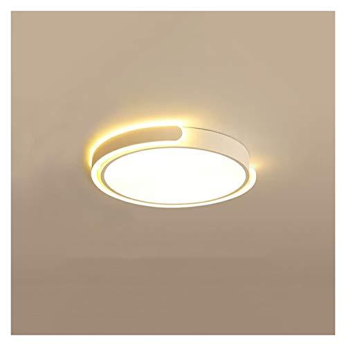 Lámpara de Techo Lámpara de techo Dormitorio Instalación Brillante Pequeño apartamento Iluminación Corredor Cuarto de baño Lámpara de techo Habitación Plana Iluminación Lámparas de sala de estar lámpa