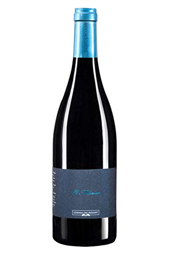 Vino Tinto - Leyenda del Páramo - El Músico - Vino Premiado - Caja de 12 botellas de 75 cLitros(12 meses en barrica) - Envio en caja protectora de alta resistencia para un transporte 100% seguro