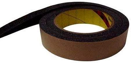 3M (4317) Urethane Foam Tape 4317 Charcoal Gray, 3/8 in x 9 yd