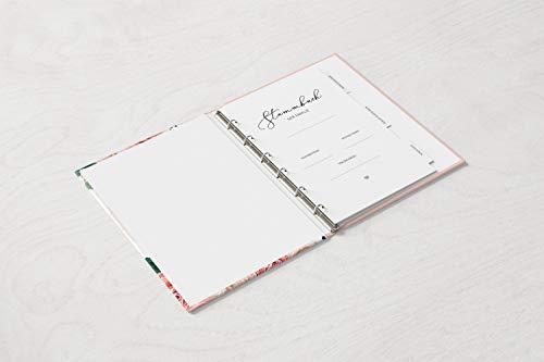 Hardcover Stammbuch | 16 x 21cm - 4