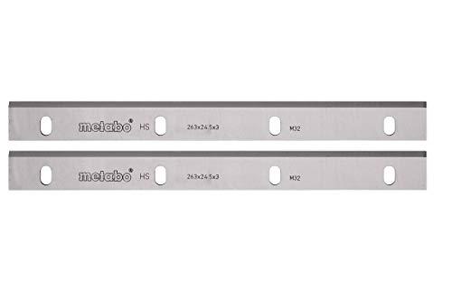 Metabo 0911030748 2 HSS Hobelmesser, HC 260 E/ES