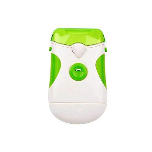 Elektrische Nagelfeilen, einfach zu verwendender elektrischer Nagelfilter & Trimmer Tragbarer Maniküre-Entferner, Frauen Mädchen