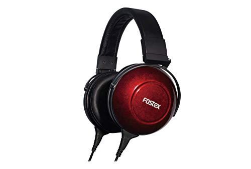 Fostex Th900 Mk2/Mkii Flagship Premium Cuffie di riferimento, retro chiuso, colore: Bordeaux 'Urushi' laccato