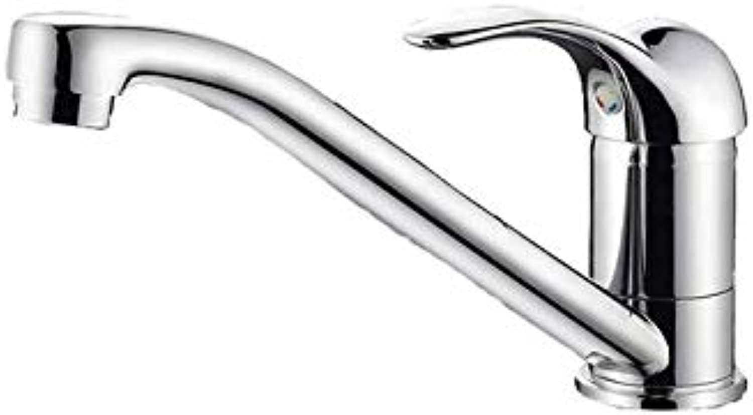 Water Tapkitchen Faucet Sink Faucet Hot and Cold Copper Sink 360 Degree redatable Faucet