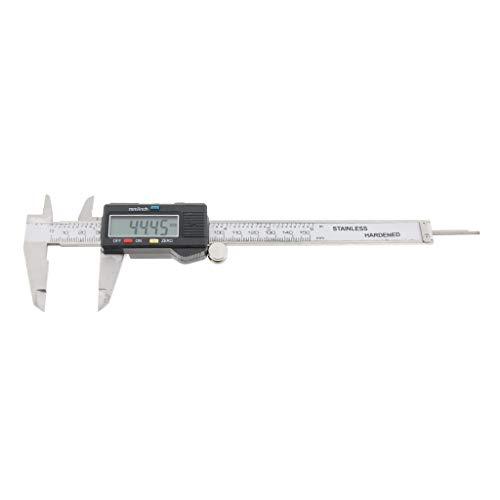 Calibrador a Vernier Digital Regla Micrómetro Herramienta de Laboratorio Equipo Trabajo