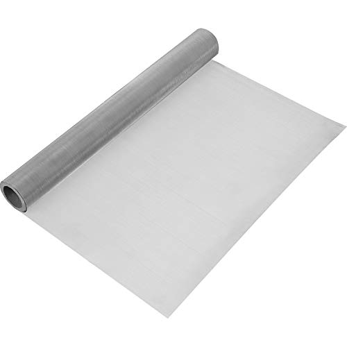 100 micron stainless steel mesh - 2