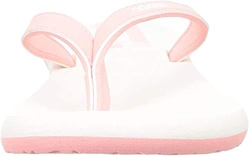 adidas Eezay Flip Flop, Damen Flip-Flop, Rosa (Glory Pink/Cloud White/Glory Pink), 39 1/3 EU