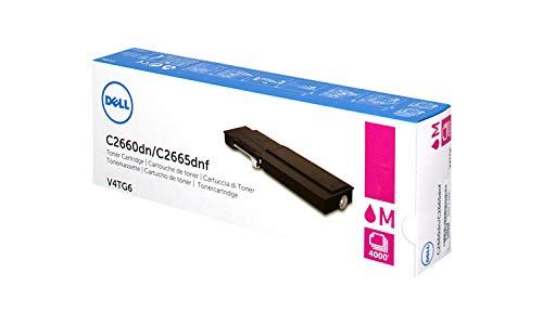 V4TG6 Dell C2660dn Toner Cartridge