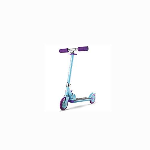 MGIZLJJ Scooters para niños scooter de afeitar para niños de 6 a 12 años Scooter micro maxi scooter con rendimiento estable Scooter de elevación plegable Mejor nivel de entrada Freestyle Pro Scooter p