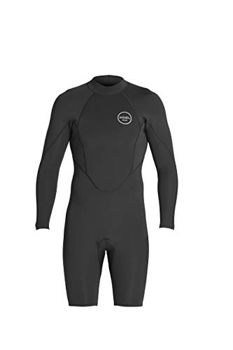 Unknown Xcel Neoprenanzüge Axis L/s Spring 2 mm Spring 19 Athletic Insulated Jackets, XX-Large, schwarz
