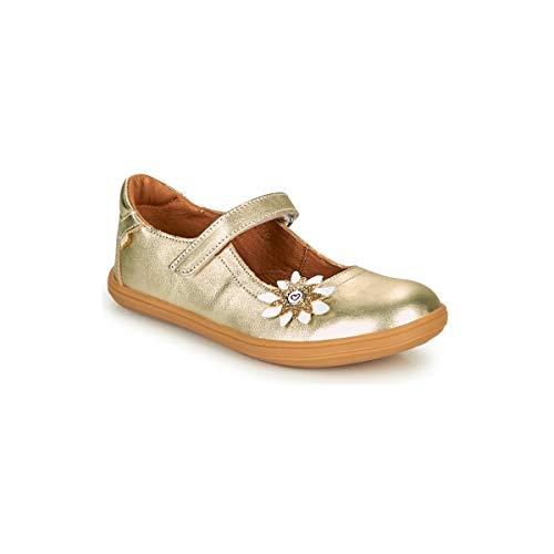 GBB Fanetta Ballerine Ragazza Oro - 32 - Ballerine Shoes