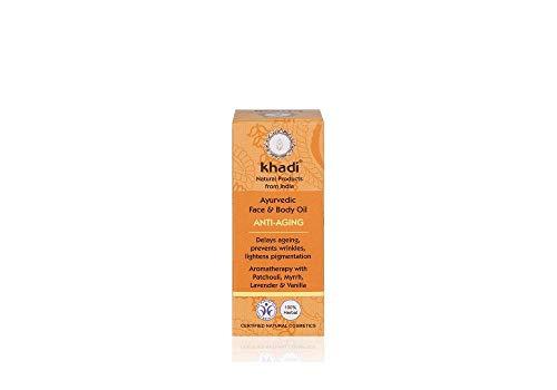 Khadi: Anti-Aging Gesichts- und Körperöl: Khadi: Groesse: Anti-Aging Öl 10 ml (10 ml)