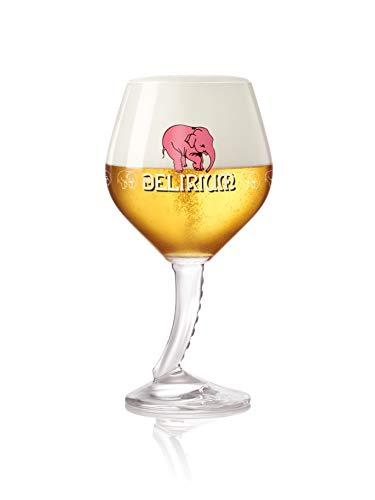 Delirium Tremens - Vaso de cerveza