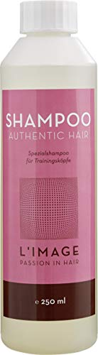 Spezial Shampoo für Übungsköpfe/Perücken, 1000 ml Limage
