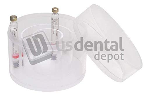 PLASDENT - Anesthetic Cartridges Dispenser - # 1410 - Each 001-1410 Us Dental Depot