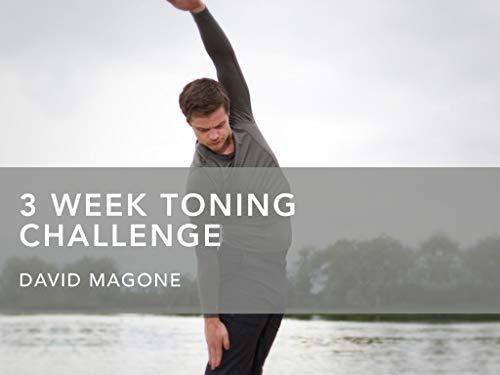3 Week Toning Challenge