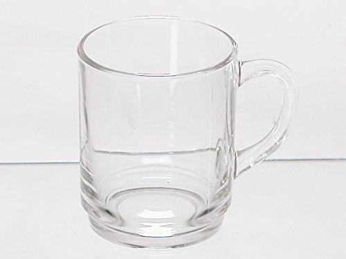 ARC 61875– Taza de Cristal Templado apilable, 25cl