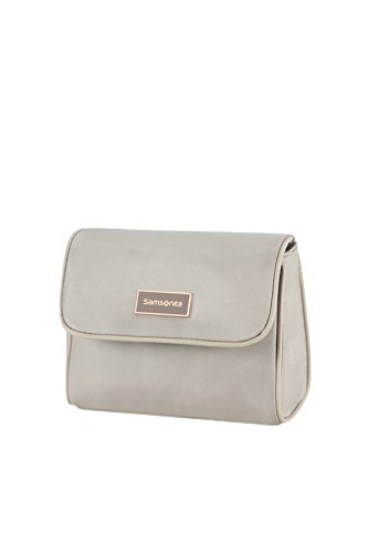 SAMSONITE Karissa Cosmetic Cases - Flip Pouch Trousse de toilette, 17 cm, Beige (Atmosphere)