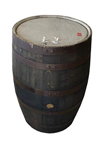 NHF Whiskyfass als Stehtisch Eichenfass gebraucht Tischfass Holzfass rustikal Deko Fass Größe geölt