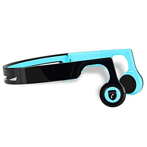 DYY Bone Conduction Wireless Bluetooth headset Head-gemonteerd muziek/fitness/sporthoofdtelefoon