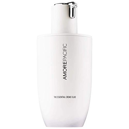 AMOREPACIFIC the Essential Creme Fluid Daily Facial Moisturizer, NIL, 3 Fl Oz/90mL