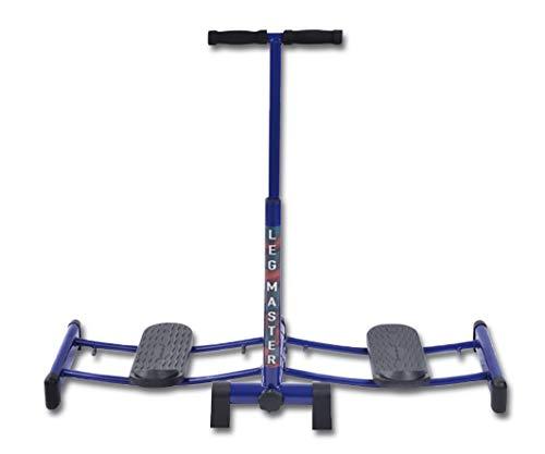 ROVERA Leg Master Totalbody, Attrezzatura per Il Fitness Unisex – Adulto, Blu, Taglia Unica