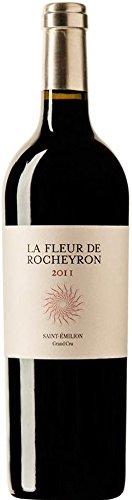 La Fleur de Rocheyron 2011 - Vino Tinto Crianza - D.O. Saint-Émilion (Francia)