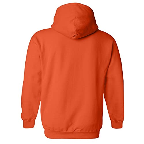 Gildan Heavy Blend Kapuzenpullover (M) (Orange) M,Orange