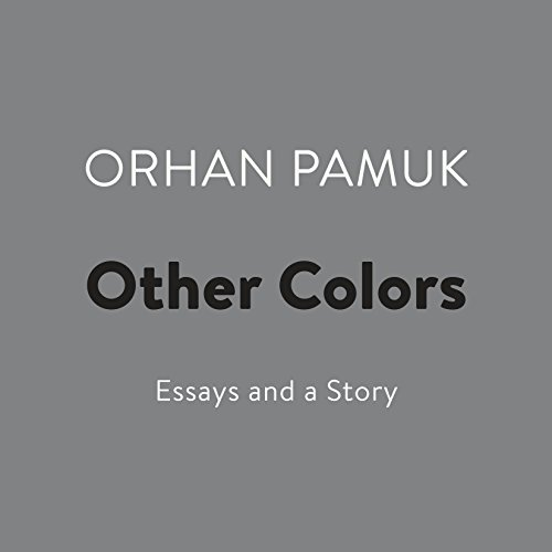 Other Colors audiobook cover art