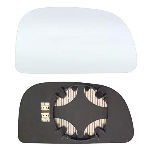 Rechts Beifahrerseite Spiegelglas mit Platte und Heizung #AM-MISS98-RCH