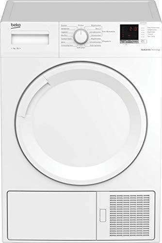 Beko WDPS72052NG Kondenstrockner mit Wärmepumpentechnologie/elektronische Feuchtemessung/digitales Display/ 7 kg/A++/ nur 54 cm tief