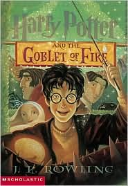 Harry Potter and the Goblet of Fire (Harry Potter #4) by J. K. Rowling, Mary Grandpre (Illustrator), Mary GrandPre (Illustrator), Mary GrandPré (Illustrator)
