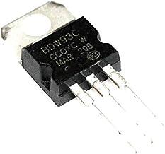 50PCS BDW93C BDW93 Transistor NPN 100V 12A TO-220 New Original