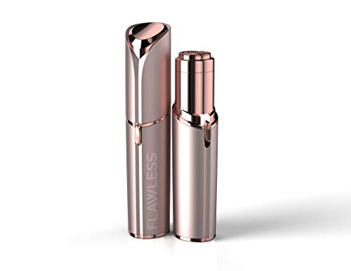 Finishing Touch Flawless Women's Painless Hair Remover, Blush/Rose Gold